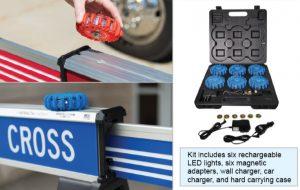 RetractaCade Barricade Light Kits