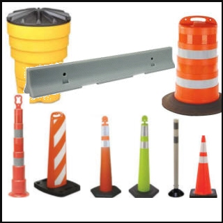 Road Construction Safety Equipment