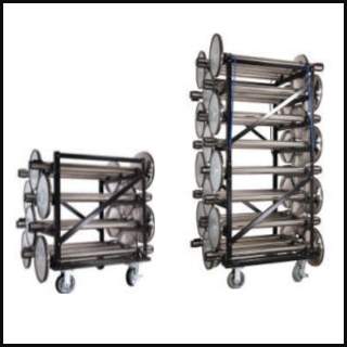 Stanchion Carts