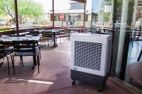 Commercial Patio Cooler Hessaire MFC6000