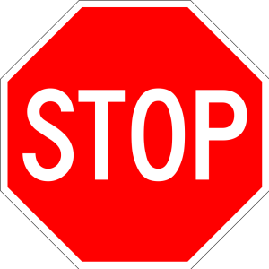 New Stop Signs For Sale