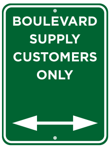 New Road and Traffic Signs For Sale
