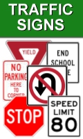 MUTCD Compliant Road and Traffic Signs