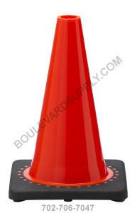 12 inch Orange Traffic Cone RS30008C-ORANGE