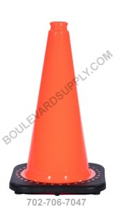 18 inch Orange Traffic Cone RS45015C-ORANGE