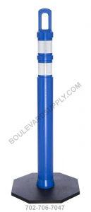Blue Looper Cones Delineator