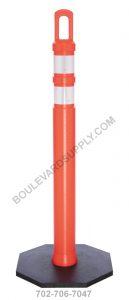 Orange Looper Cones Delineator