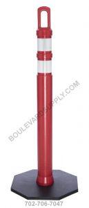 Red Looper Cones Delineator