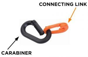 Traffic Cone Chain Connectors