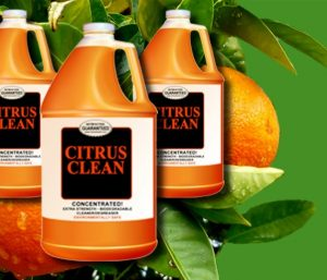 Biodegradable Citrus Cleaner Concentrated